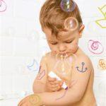 Colorier dans le bain