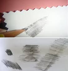 calquer au crayon de papier