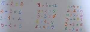 calcul pour enfant