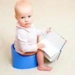 La constipation chez un enfant / bébé