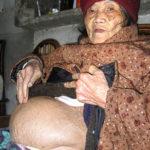 Une femme de 92 ans enceinte depuis 61 ans