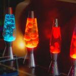 Fabriquer une lampe à lave
