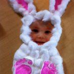 Réaliser un lapin en coton