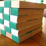 Fabriquer une échelle de Jacob / jeu de bois