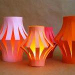 Fabriquer une lanterne en papier
