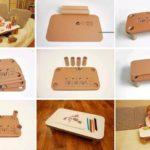 Fabriquer une tablette pour bébé