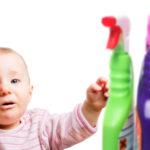 L'ingestion de produits toxiques, produits ménagers, médicaments