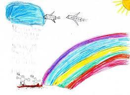 dessin enfant ciel