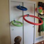 Fabriquer un panier de basket pour enfant