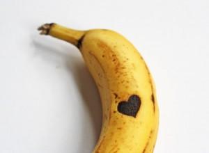 graver sur banane
