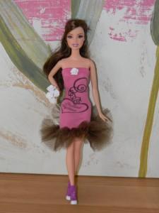 barbie-chaussette