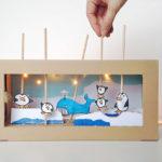 Fabriquer un mini théâtre lumineux