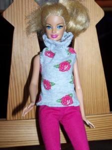 vetement-barbie-chaussette