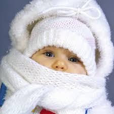 bébé bien couvert