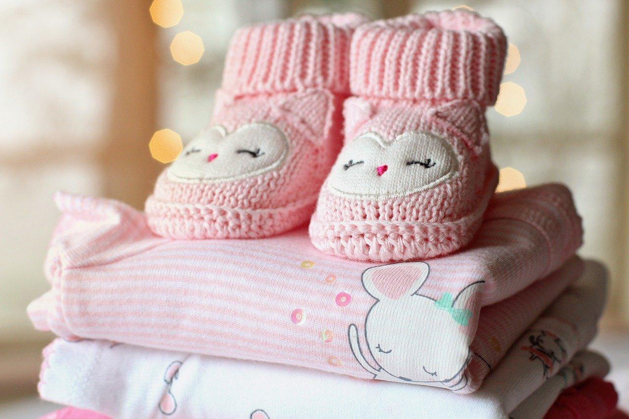 vêtement chaud pour bébé